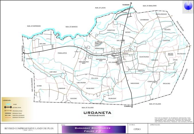 Barangay Boundaries